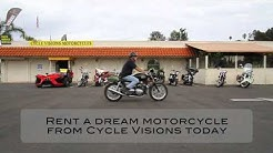 Cycle Visions Rental Promotional