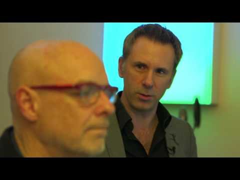 Brian Eno: How To Beat Creative Block - BBC Click