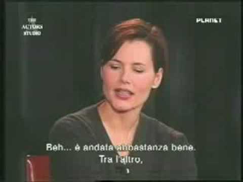 Fun fact: Geena Davis speaks Swedish