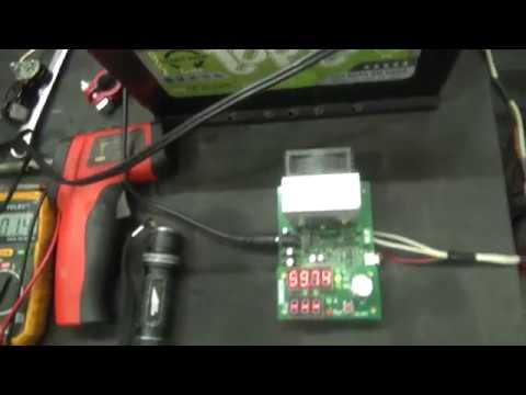Topla Energy Vs Topla AGM Stop&Go емкость после хард теста (2-й потерянный файл).