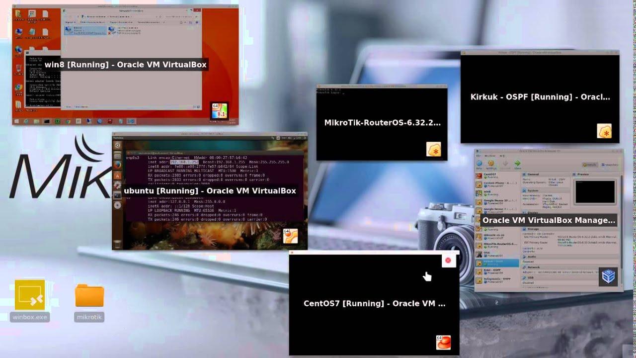 79 MTCNA Mikrotik NetWatch email - ويتروو