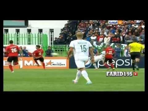 ركلة الجزاء التي تحدث عنها عمر غريب وان الكرة لمست يد شافعي