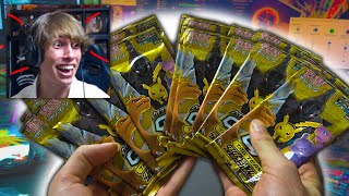 20 Pokemon GX God Packs Openen !