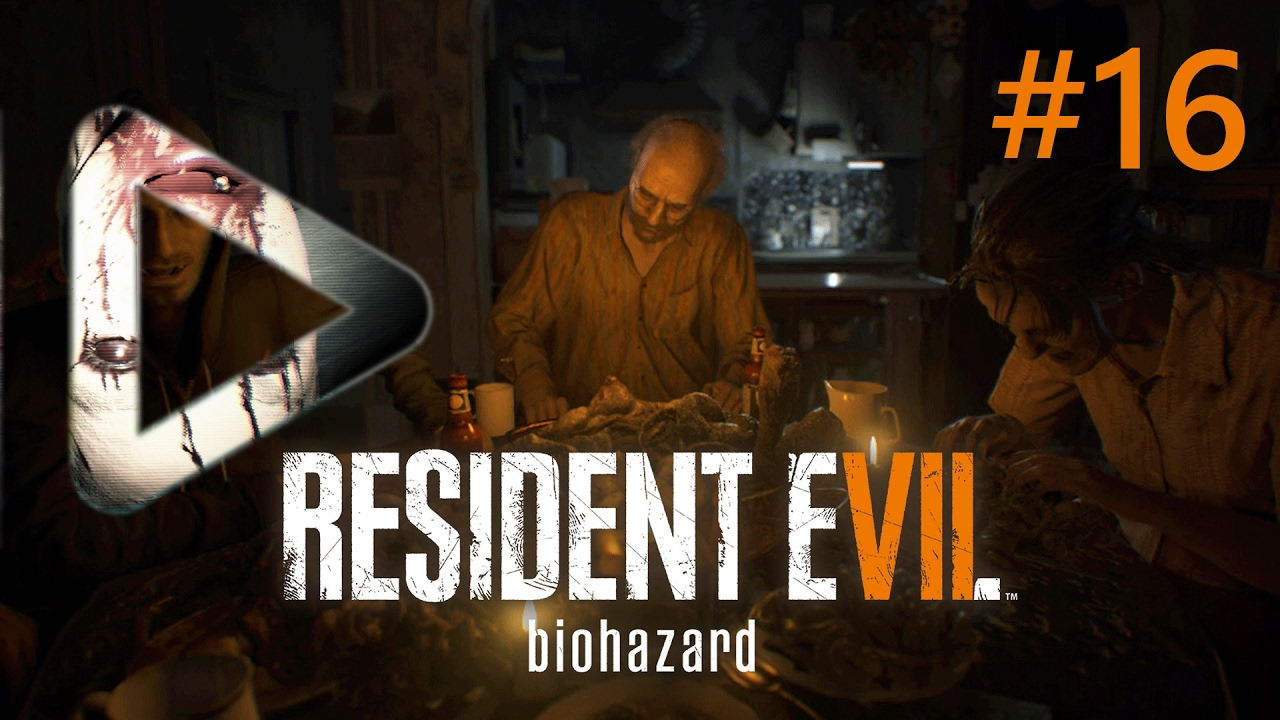 Resident Evil Vii Biohazard 16 Trudny Wybórklucz Steam Youtube