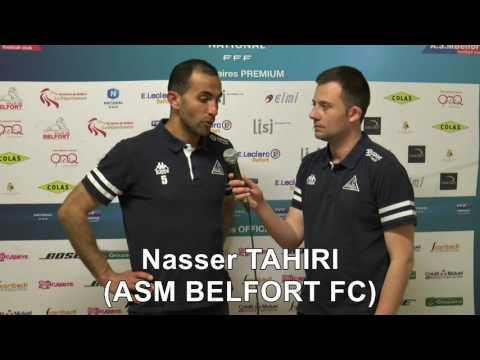 BELFORT CRETEIL ITW 2016 2017 J29