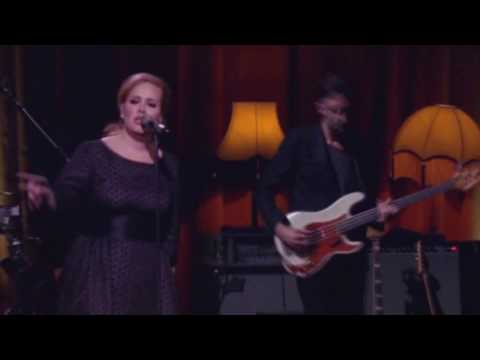 Adele vs Fleetwood Mac: 'Rumours Have It' (mashup) HD