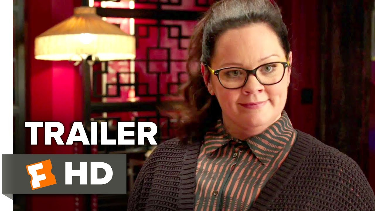 Ghostbusters TRAILER 1...