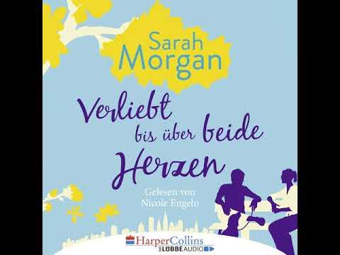 Verliebt bis über beide Herzen (From Manhattan with Love 4) YouTube Hörbuch Trailer auf Deutsch