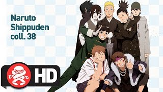 Naruto Shippuden Collection 38 | Available for Pre-Order Now!