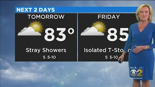 CBS 2 Weather Watch (10 PM Sept. 18, 2019)
