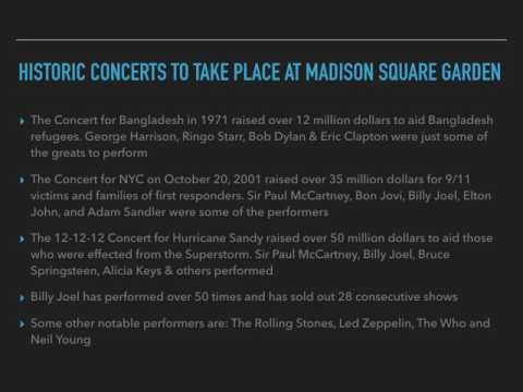 Madison Square Garden Project