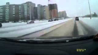 Аварии и ДТП февраль 2013