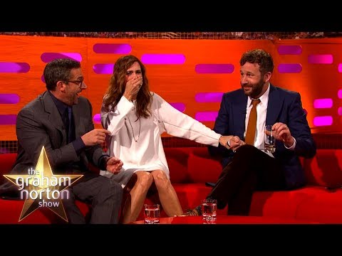 Steve Carell, Chris O'Dowd & Kristen Wiig Battle a Rogue Fly  The Graham Norton