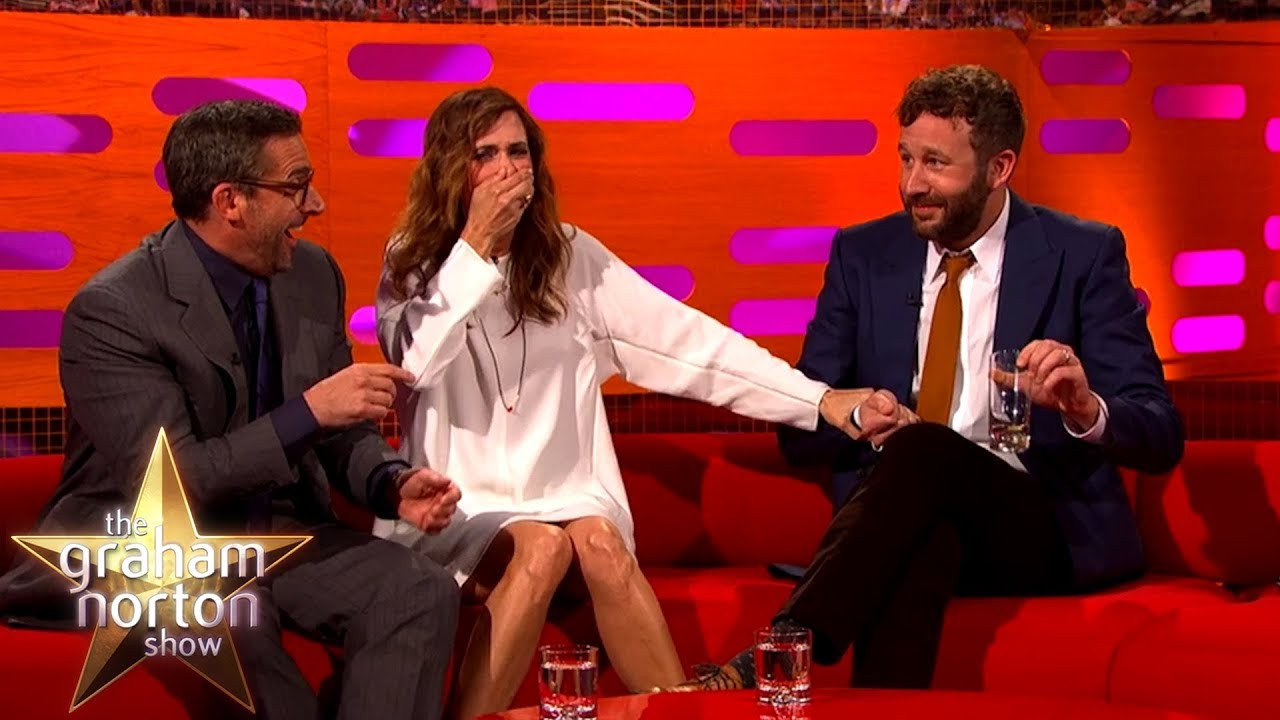 Steve Carell, Chris O'Dowd & Kristen Wiig Battle a Rogue Fly | The Graham Norton Show