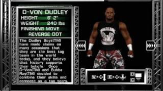 WWE RAW 2002 PC Game: Wrestlers
