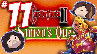 Castlevania II: All the Dracula Things - PART 11 - Game Grumps