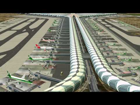Baghdad International Airport Expansion Project/FS2004