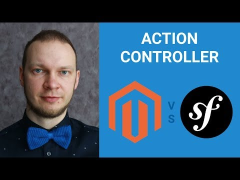 Magento 2 Controller vs Symfony Controller - Who is the WINNER? thumbnail