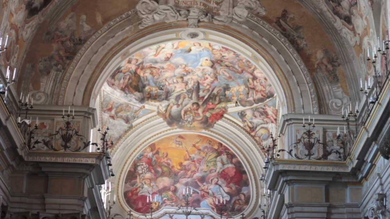 sito storico monastero san benedetto via crociferi catania