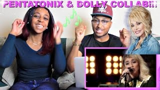 "Pentatonix & Dolly Parton Collab For ""Jolene"" Reaction!!!"