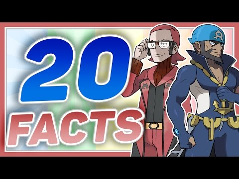 20 WTH! Facts About: Team Magma/Aqua