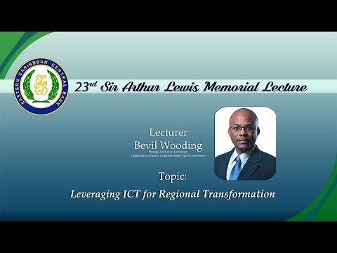 Yosoukeiba Connects Season 8 Episode 11 – 23rd Sir Arthur Lewis Memorial Lecture Part 1