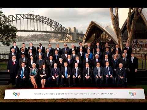 The G20 Finance Ministers & Central Bank Governors Meeting