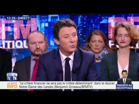 """""""Radicalisation de la laïcité"""": """"On ne gagne jamais à stigmatiser quiconque"""", estime Griveaux"""