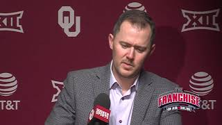 National Signing Day - Lincoln Riley