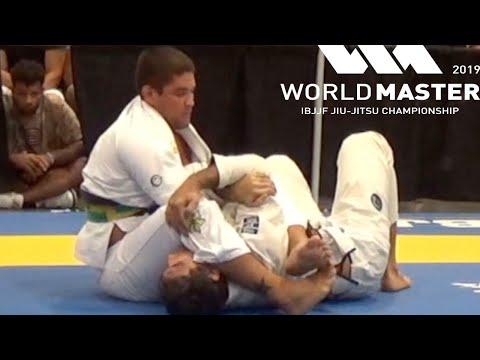 Gustavo Dias VS Abraham Messina / World Master 2019