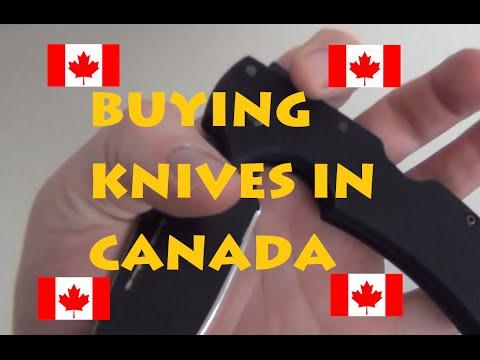 **Best Websites** to Buy Knives in Canada.  Warriors & Wonders, SRK Knives