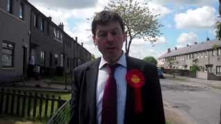 Campaigning in Aberdeen Donside