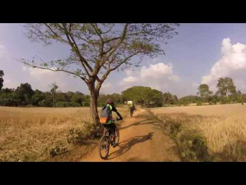 Bike trip to Rema Kalenga Wildlife Sanctuary- Bangladesh . GoPro - QuikStories