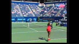 Mary Pierce vs Serena Williams    Indian Wells 2000 NEW