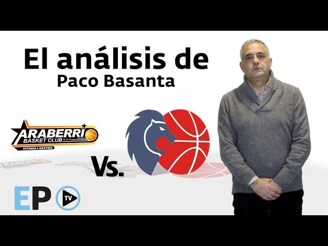 El análisis de Paco Basanta del Araberri - Breogán