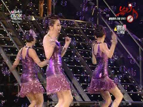 2008 MKMF Wonder Girls Tango & Disco Versions with 2PM