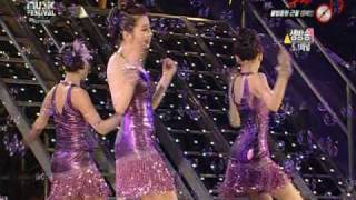 2008 MKMF Wonder Girls Tango & Disco Versions with 2PM