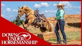 Clinton Anderson: Method Ambassador Ashley Andersen - Downunder Horsemanship