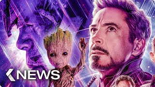 Avengers: Endgame, The Flash, Guardians of the Galaxy 3... KinoCheck News