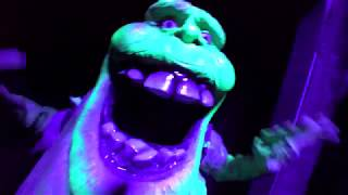 Ghostbusters at Halloween Horror Nights 29 Universal Orlando Opening Night 2019