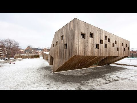 Fagerborg Kindergarden | Reiulf Ramstad Architects | Fagerborg, Oslo, Norway | HD