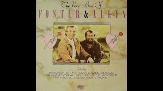 The Very Best Of Foster And Allen - Vol 1 CD
