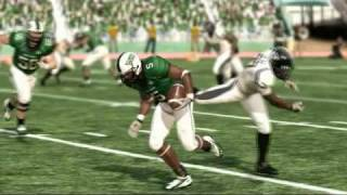 How to Master the New control system in NCAA Football 11