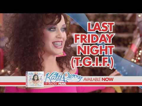 "Katy Perry ""Teenage Dream: The Complete Confection Special Edition"" Commercial"