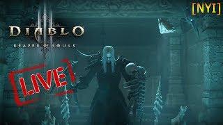 Diablo III. Стрим №53. Сегодня будем тестить 2.6.1