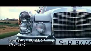 Mercedes S-Klasse Historie Imagefilm