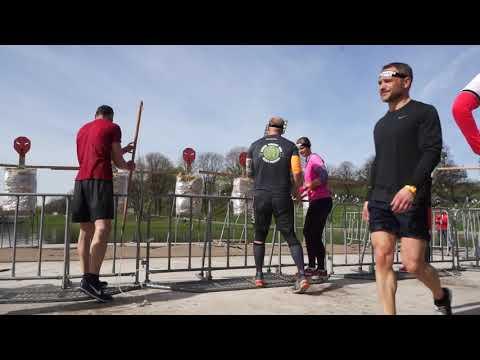 Best of...: Spartan Race Munich 2018 @ Olympiapark - Part 2