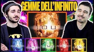 💎Intervista ''Gemme dell'infinito'' cosa e dove sono? / Teoria Gemma dell'Anima IronMan InfinityWar