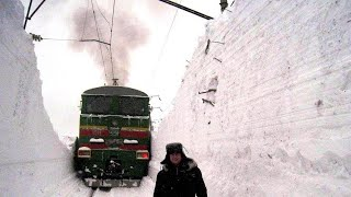 Могучие метели снова парализовали Казахстан. Штормовое предупреждение в 11 регионах