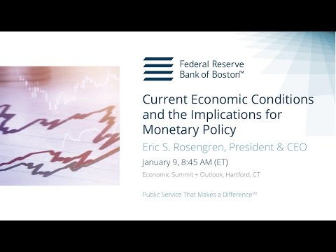 Current Economic Conditions and the Implications for Monetary Policy